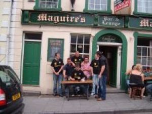 Maguire's Bar Moville